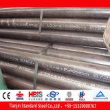 Tubo d'acciaio senza giunte laminato a caldo St52