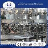 Machine de remplissage en plastique automatique de l'eau carbonatée de bouteille