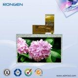 4.3 индикация модуля 250CD/M2 LCD дюйма 480X272 LCD