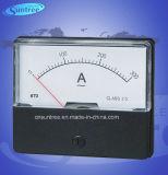 Вольтметр аналога амперметра метра панели электрического метра сетноой-аналогов сетноой-аналогов