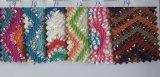 Decorativa malha Glitter Wallpaper Tecido