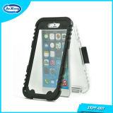 A prueba de agua caja del teléfono móvil para el iPhone 6