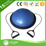 Bola de Bosu con la bola de la yoga del ejercicio del amaestrador del balance de la bomba