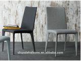 حديثة [ستل] بناء وسادة يتعشّى كرسي تثبيت مع حديد إطار ([دك026])
