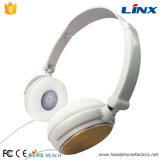 Headban Art-Kopfhörer mit CD Zeilen Oberfläche