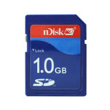 1.0GB SD Card para Camera Printer Industrial Test 1GB SD Memory Card