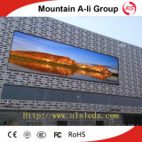 Im FreienFull Color P16 LED Display für Video Advertizing