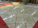 Laje de mármore clara de Emperador para bancadas e materiais de construção