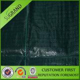 Pano 100% à terra de venda superior de cor verde do HDPE da fábrica de China