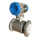 Medidor de flujo inteligente de múltiples funciones magnética de agua con alta calidad