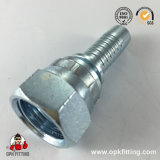 Montaggio femminile della sede del cono del montaggio di tubo flessibile di Jic 74degree (26711)