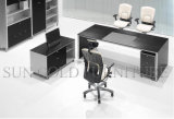 Самая последняя конструкция офиса деревянного стола офиса Morden Excutive таблицы компьютера (SZ-ODL338)