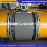 Water를 위한 RS485 Tube/Flange Electromagnetic Flowmeter