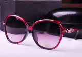 2016 óculos de sol plásticos do frame do estilo para mulheres