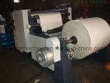 Machine gravante en refief de papier de bobine