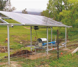 Solarc$wegrasterfeld 1kw Stromnetz für Hauptgebrauch