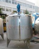 tanque de mistura da tesoura elevada sanitária do aço 200L inoxidável com aquecimento elétrico (ACE-JBG-E8)