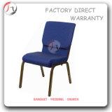 Голубым толщиным проложенный местом назад стул виска (JC-10)