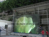 P10 SMD3535 Outdoor LED Display voor reclame