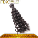 Capelli cambogiani della cuticola dei capelli umani dell'onda profonda piena del tessuto (FDX-CDW-30)