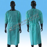 Disposabel Fashion Isolation Gowns 또는 Hospital를 위한 Hospital Gowns Sets