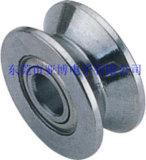 高速ベアリングが装備されているステンレス鋼ワイヤー車輪