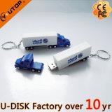 Le lecteur flash USB fait sur commande de camion de PVC le plus neuf (YT-6666L)