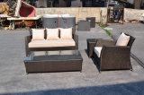 Напольные ротанг мебели/стул и таблица фитиля