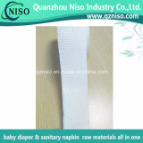 Papier absorbant respirable avec la sève pour les matières premières de garnitures féminines