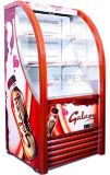 미국식 열려있는 세륨을%s 가진 전시에 의하여 냉장되는 진열장 공기 냉각장치