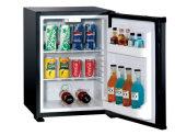 Habitación Super Silent hotel Nevera 30L espumado Puerta Mini Bar Congelador Xc-30