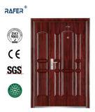 安く1つおよび半分の鋼鉄ドア(RA-S164)