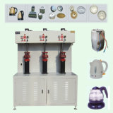 3-Station Induction Brazing Machine pour Kettle Heating Element