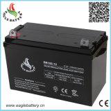 12V 100ah wartungsfreies Leitungskabel-saure Solarbatterie für UPS
