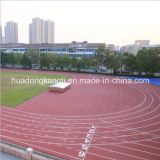 Iaaf Approved 400m Standard Stadium Rubber Running Track, Indoor Track Flooring
