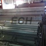 pipa de acero estructural cuadrada y rectangular soldada con autógena 200X200m m