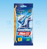 Fabricante profissional Twin Blade Lady Disposable Razor (SL-3016L)