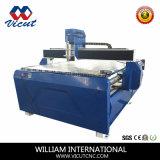Muestra que hace que CNC el ranurador trabaja a máquina el CNC que talla la máquina (VCT-1325SG)