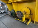 Сухой сепаратор железной руд руды гематита магнитного барабанчика магнитный
