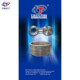 Bride d'ajustage de précision de pipe d'acier inoxydable de norme ANSI