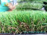 RoHSの証明の高いDrainableペット取り外し可能な人工的な草