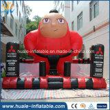 スポーツのゲームのためにイベントのSumoの跳躍のおもちゃの膨脹可能な警備員を広告すること