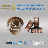 熱い販売の穏やかな鋼鉄ミグ溶接ワイヤーAws Er70s-6/DIN Sg2