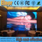 屋内ジャイアントP3 LEDのSignboardのビデオ広告