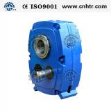 Reductor de velocidade da caixa de engrenagem helicoidal Hxgf