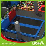 Trempoline d'intérieur éducatif de parc de centre commercial