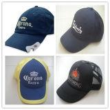 Gorra de béisbol promocional del algodón con alta calidad