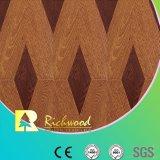 Handelswoodgrain-Beschaffenheits-V-Grooved Wasser beständiger Laminbated Bodenbelag