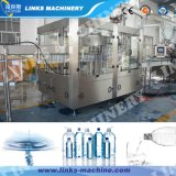 Preço plástico automático cheio da máquina de enchimento da água de frasco