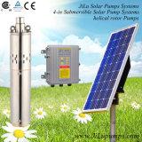 4inch太陽浸水許容の水ポンプ、潅漑ポンプ、螺旋形の回転子ポンプ、ステンレス鋼ポンプ